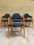 "Kai Kristiansen ""Compass chairs""_"